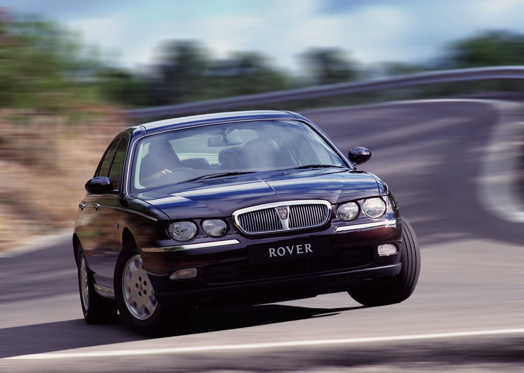 1999 Rover 75 Front (Photo 3 of 7)