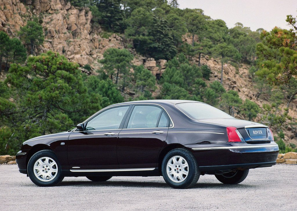 1999 Rover 75 Rear (View 4 of 7)