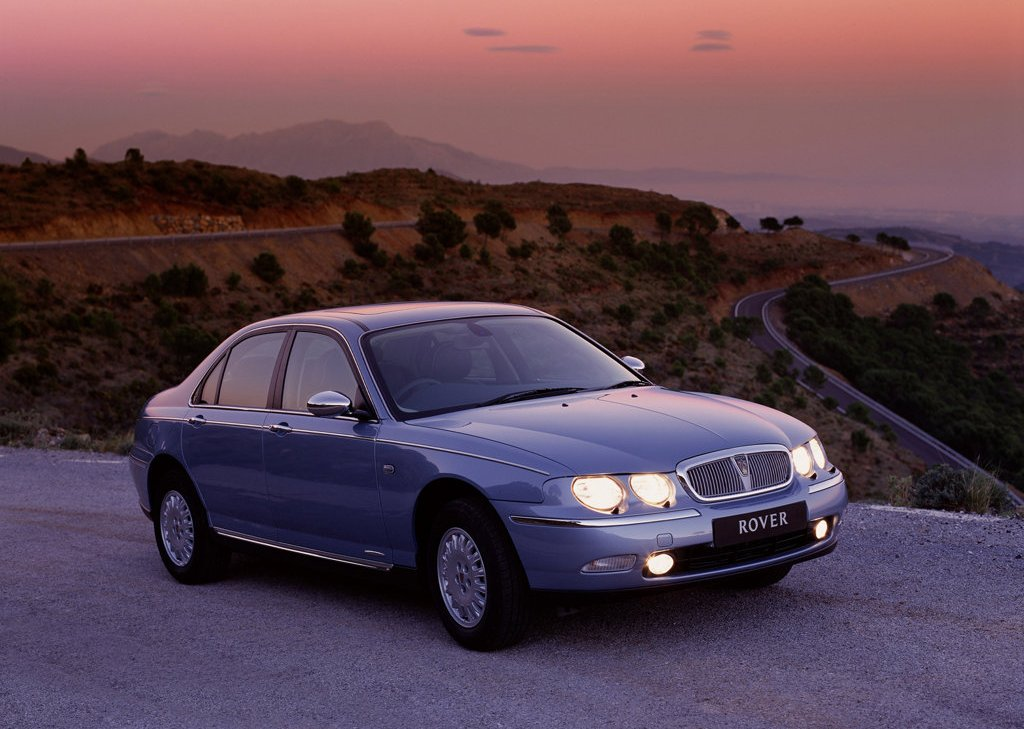 1999 Rover 75 Right Side (Photo 6 of 7)