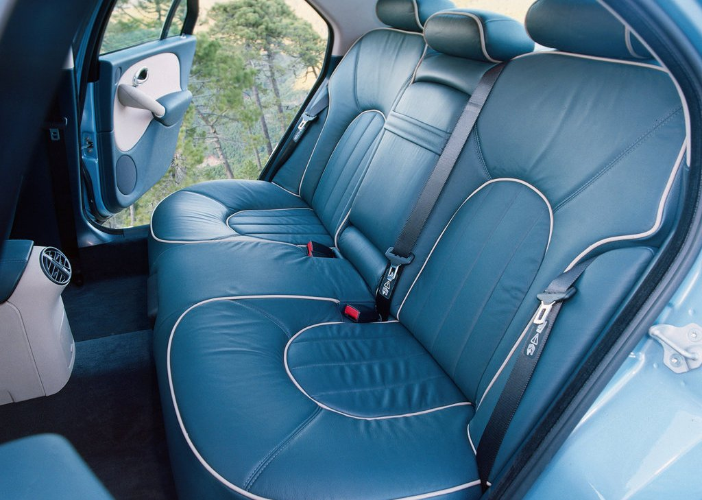 1999 Rover 75 Seat (Photo 7 of 7)