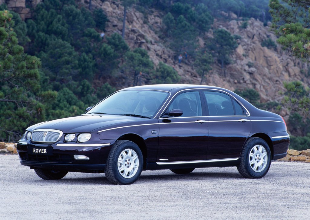 Featured Image of 1999 Rover 75 Review