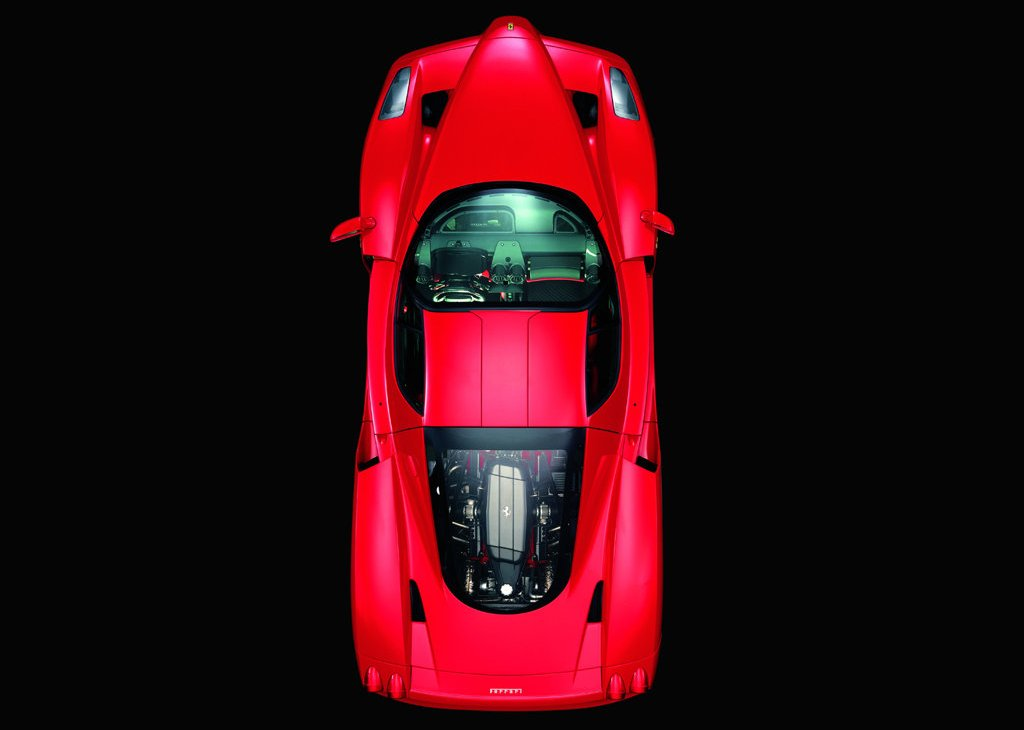 2002 Ferrari Enzo Top (Photo 11 of 11)