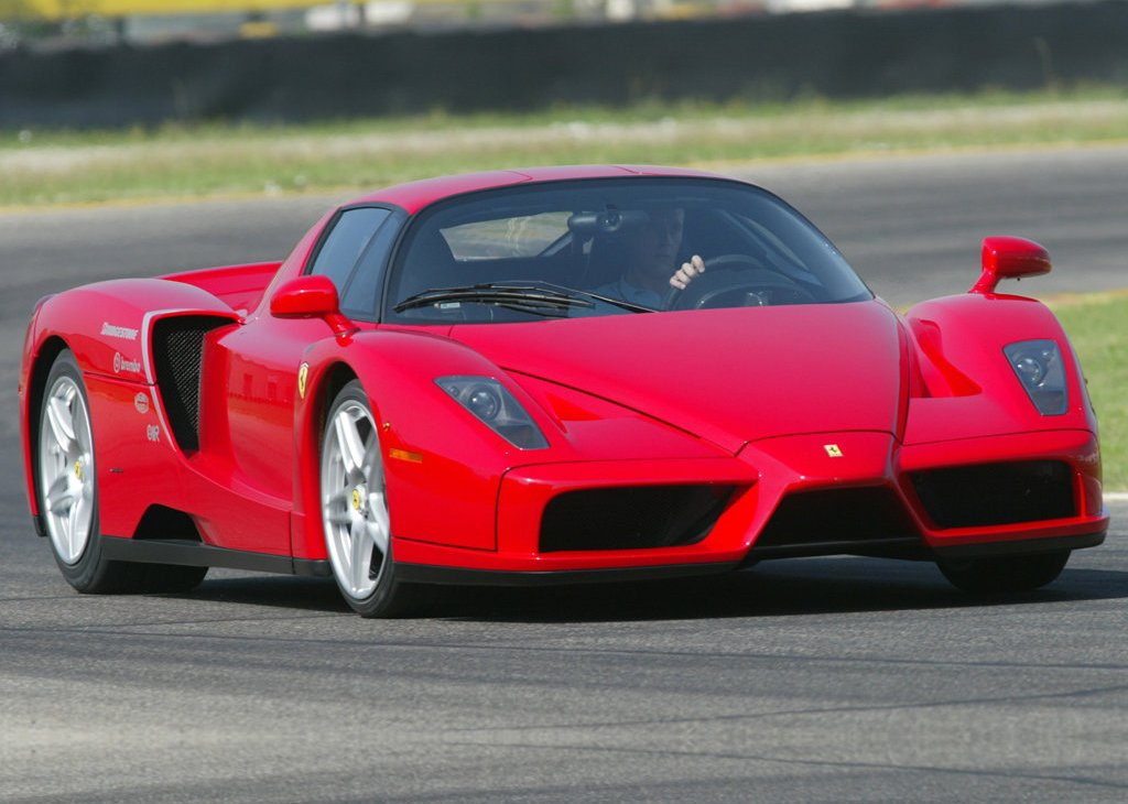Featured Image of 2002 Ferrari Enzo Review