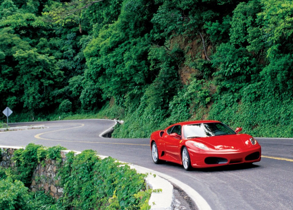 2005 Ferrari F430 On Road (Photo 6 of 8)