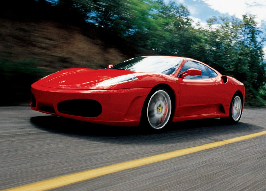 Featured Image of 2005 Ferrari F430 Review