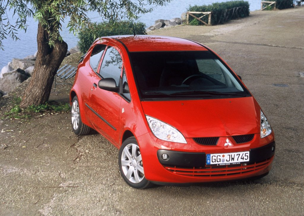 2005 Mitsubishi Colt CZ3 Top (Photo 9 of 9)