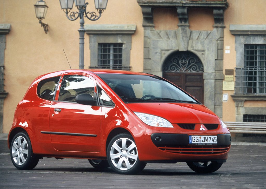 2005 Mitsubishi Colt CZ (Photo 1 of 9)