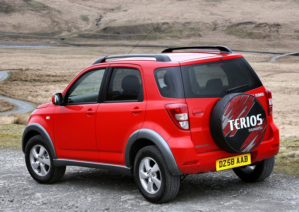 Featured Image of 2007 Daihatsu Terios Review
