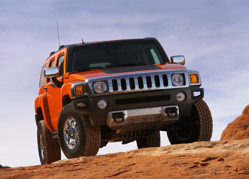 2008 Hummer H3 Alpha Front (Photo 3 of 8)