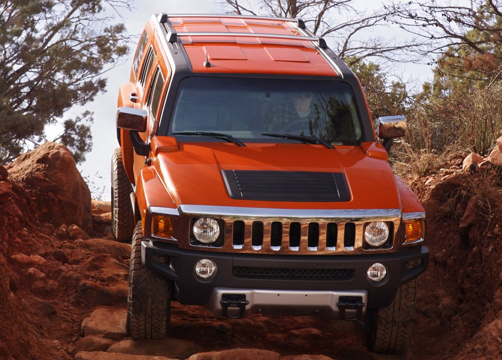 2008 Hummer H3 Alpha Top (View 6 of 8)