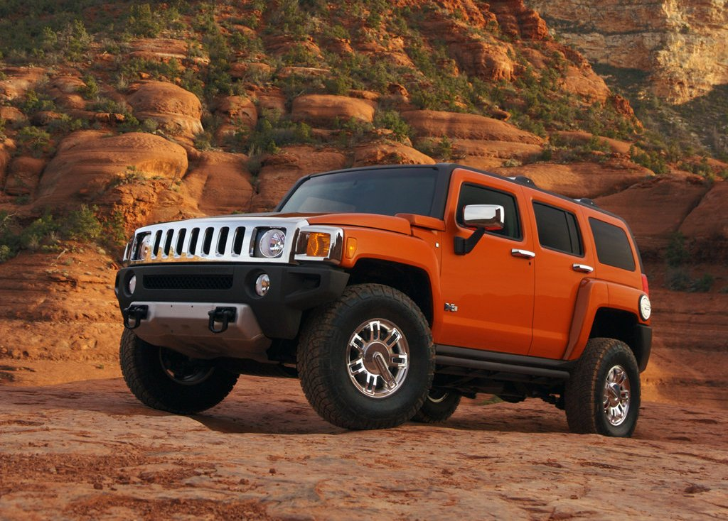 2008 Hummer H3 Alpha (Photo 1 of 8)
