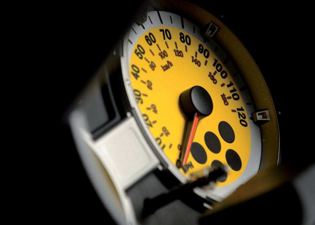 2008 Proton Savvy Speed Meter (View 6 of 8)