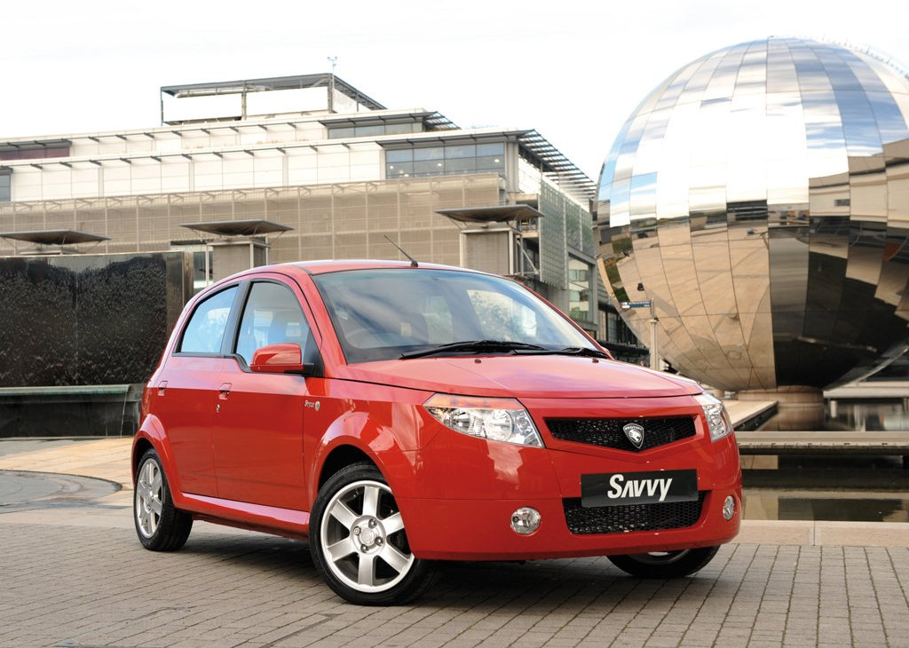 Featured Image of 2008 Proton Savvy Review