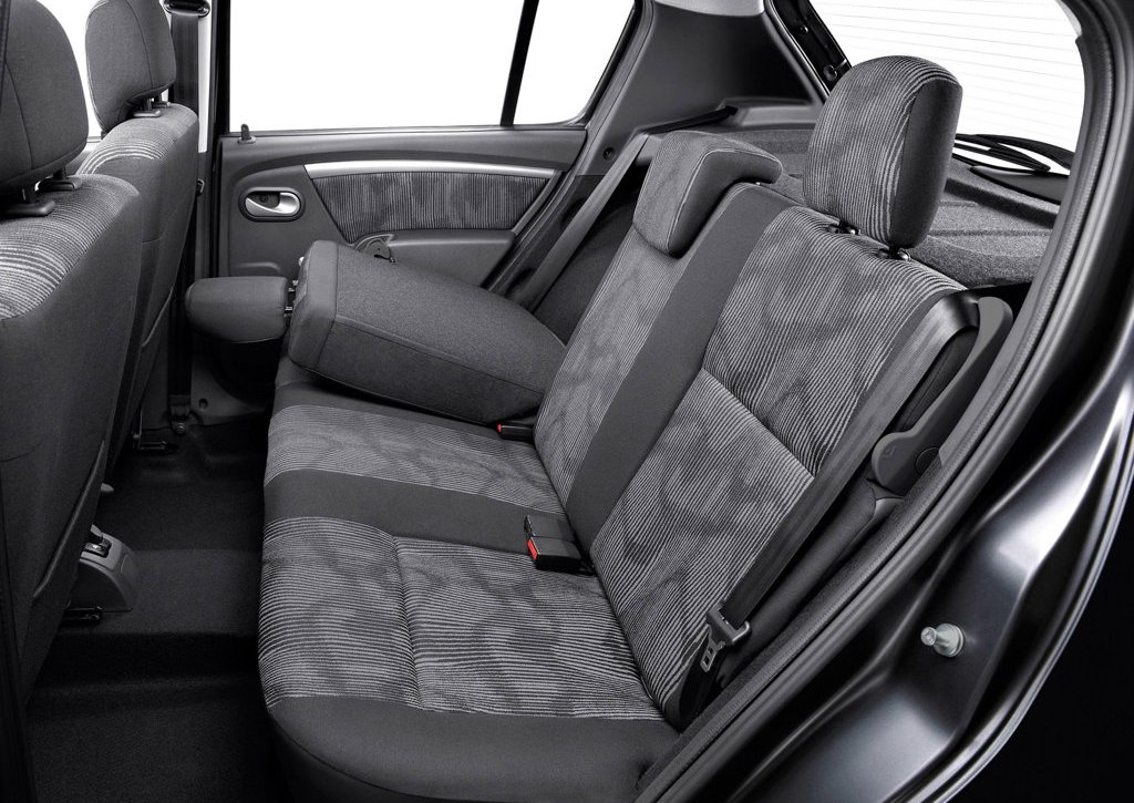 2009 Dacia Sandero Seat (Photo 9 of 9)
