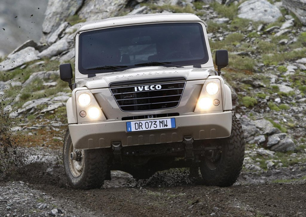 2009 Iveco Campagnola Front (View 3 of 7)