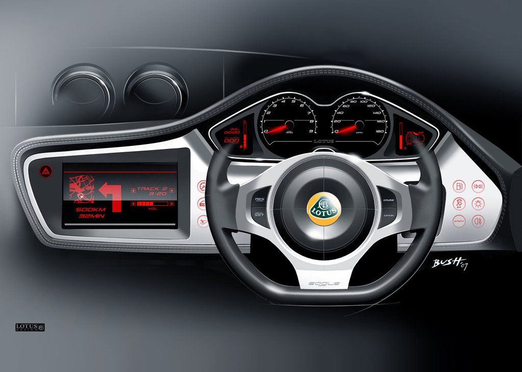 2010 Lotus Evora Feature (View 2 of 11)