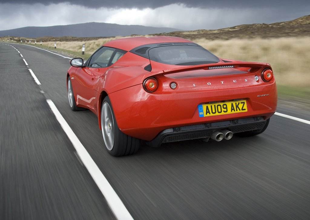 2010 Lotus Evora Rear (View 6 of 11)