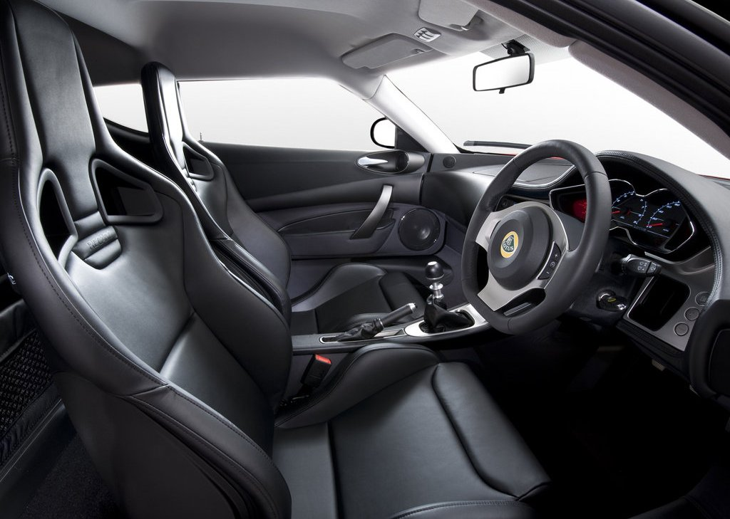 2010 Lotus Evora Seat (View 7 of 11)
