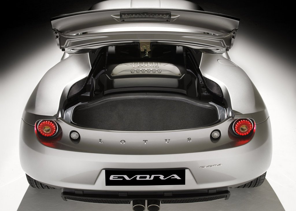 2010 Lotus Evora Trunk (View 10 of 11)