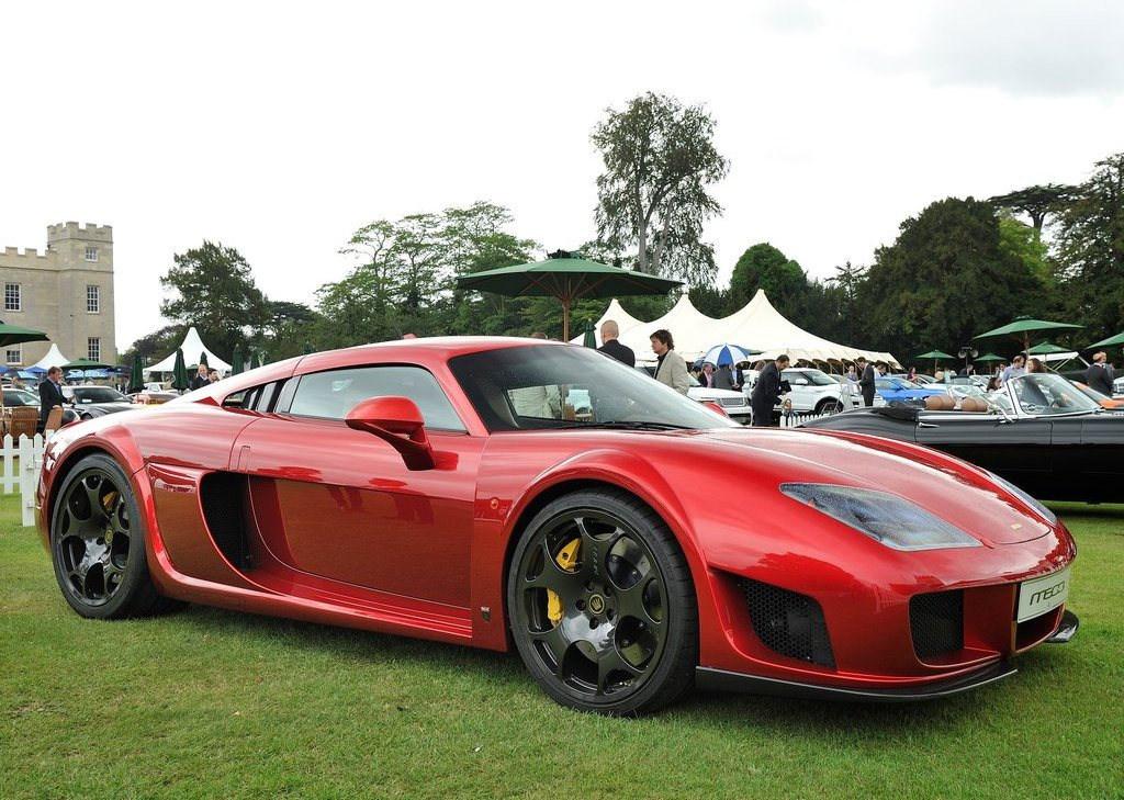 Featured Image of 2010 Noble M600 Review