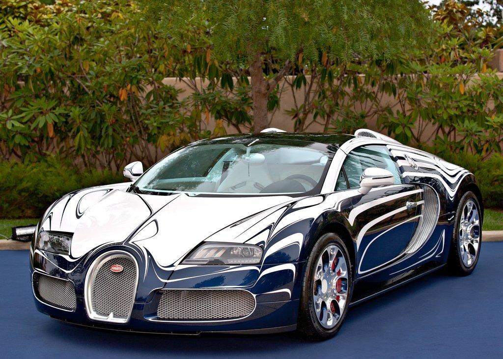 Featured Image of 2011 Bugatti Veyron Grand Sport L'Or Blanc