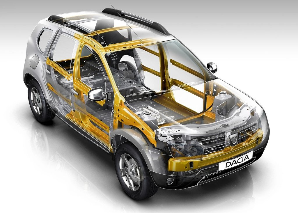 2011 Dacia Duster Technical (Photo 10 of 10)