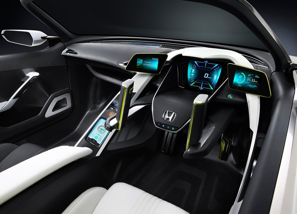 2011 Honda EV Ster Interior (Photo 2 of 5)