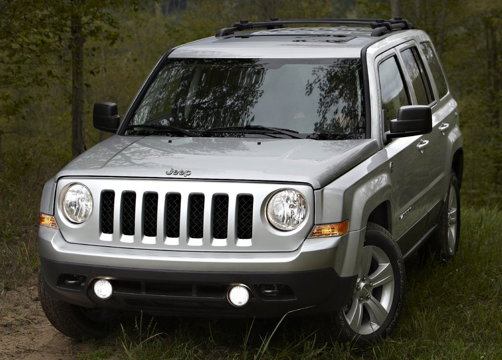 2011 Jeep Patriot Front (View 3 of 7)