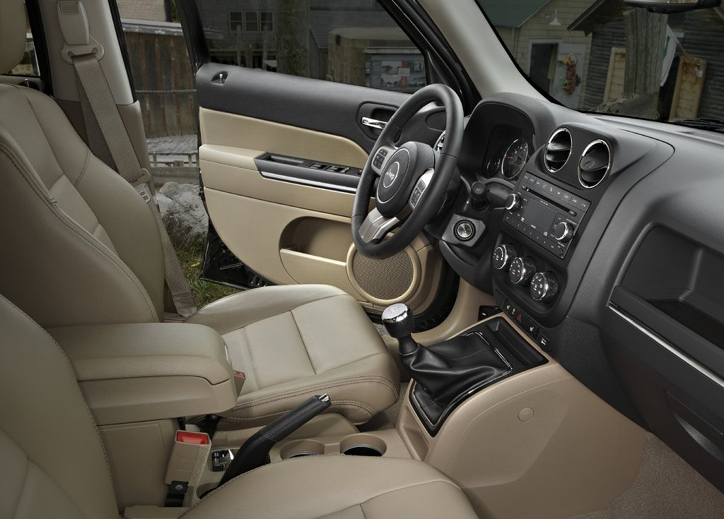 2011 Jeep Patriot Seat (View 6 of 7)