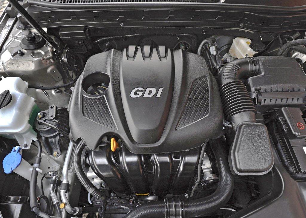 2011 Kia Optima Engine (View 1 of 9)