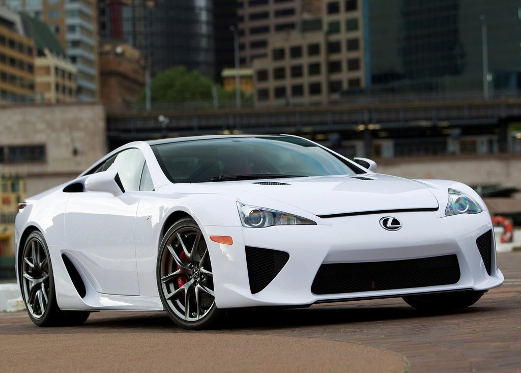 2011 Lexus LFA (Photo 1 of 10)