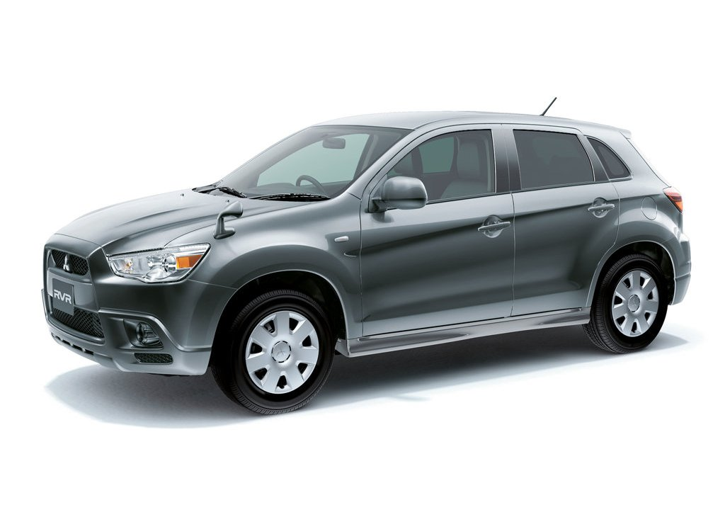 2011 Mitsubishi RVR Grey (Photo 2 of 9)
