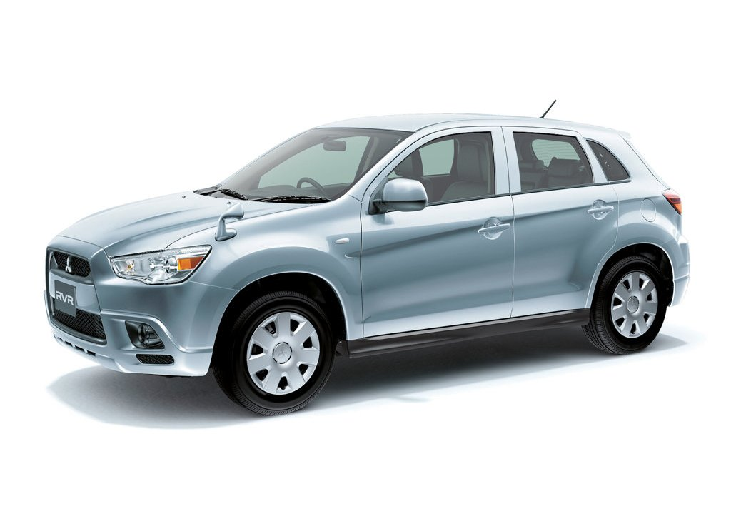 2011 Mitsubishi RVR White (Photo 9 of 9)