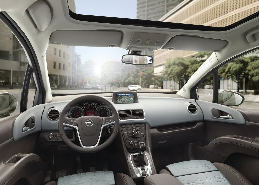 2011 Opel Meriva Interior (Photo 4 of 9)