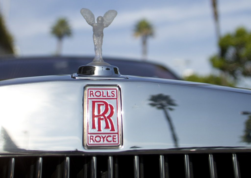 2011 Rolls Royce 102EX Electric Emblem (Photo 2 of 10)