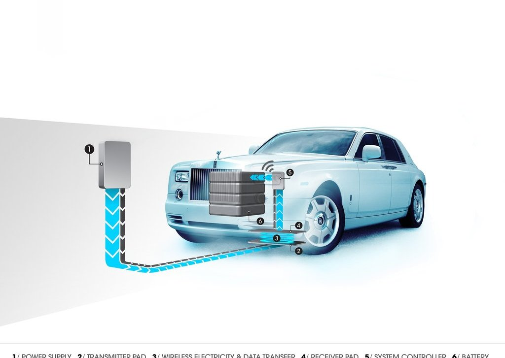 2011 Rolls Royce 102EX Electric Technical (Photo 10 of 10)