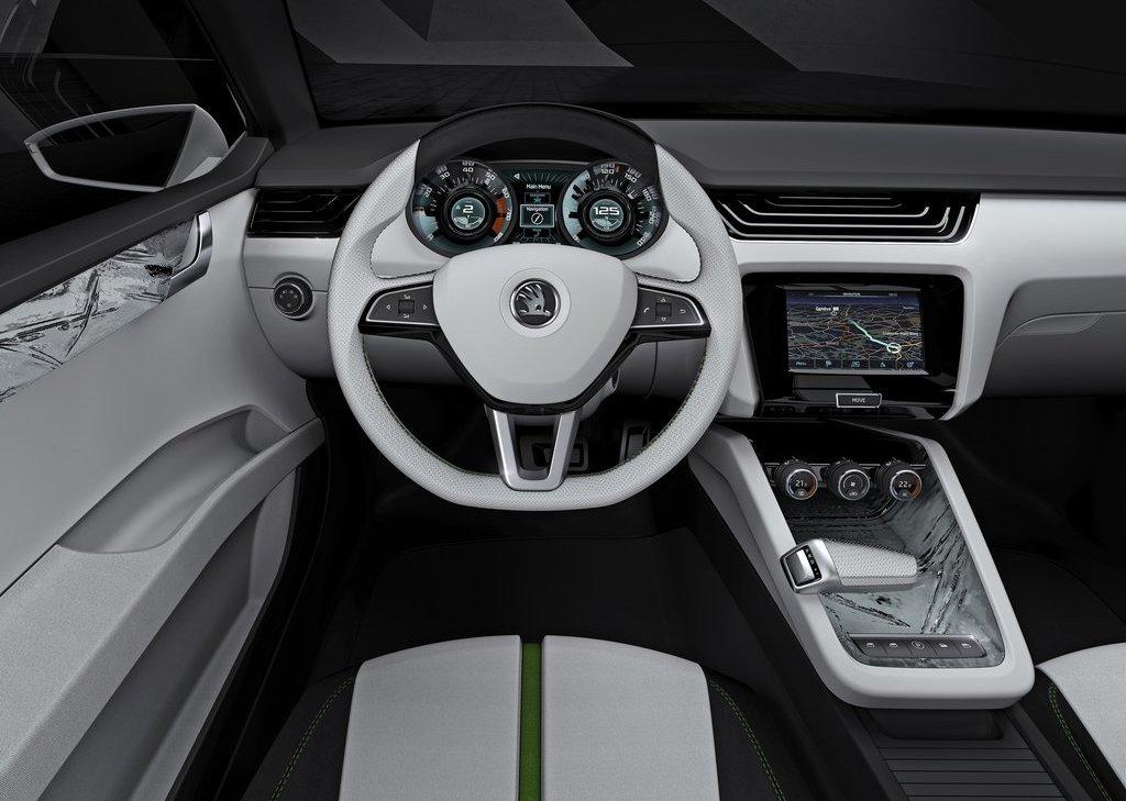 2011 Skoda Design Concept Interior (View 3 of 8)
