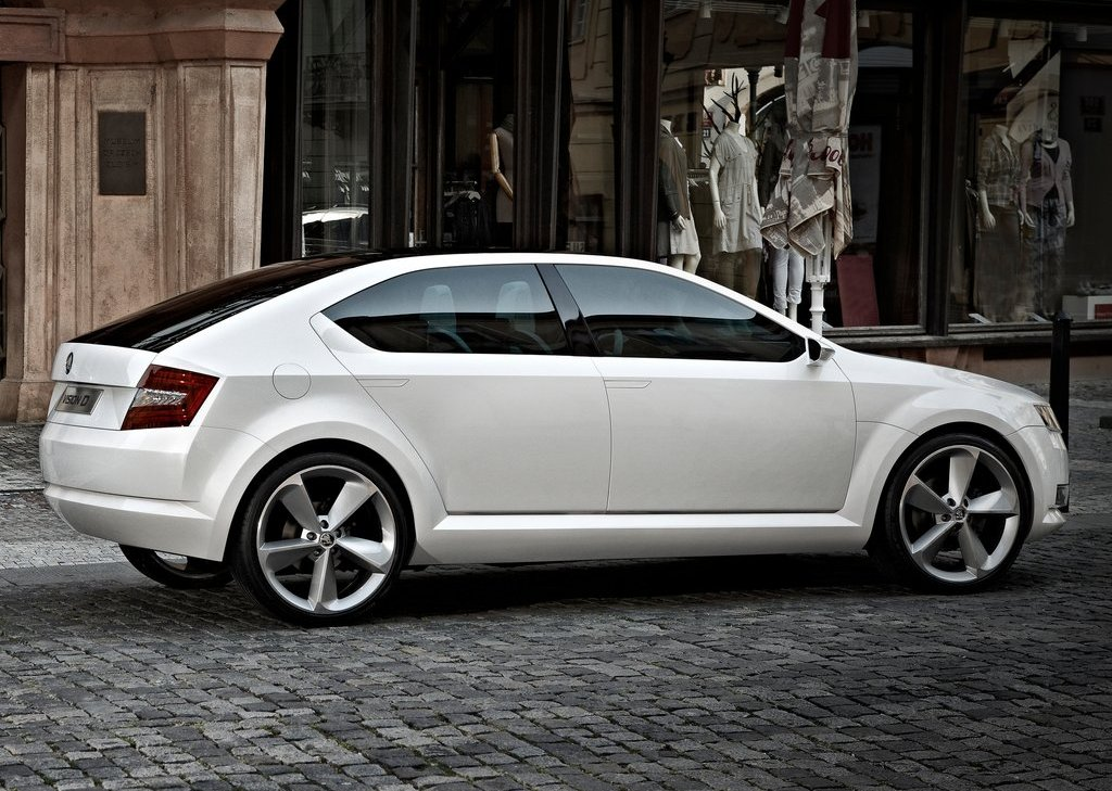 Featured Image of 2011 Skoda Design Concept Review