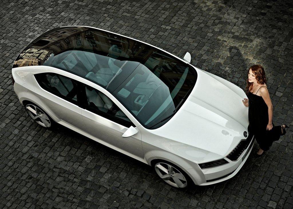 2011 Skoda Design Concept Top (View 7 of 8)