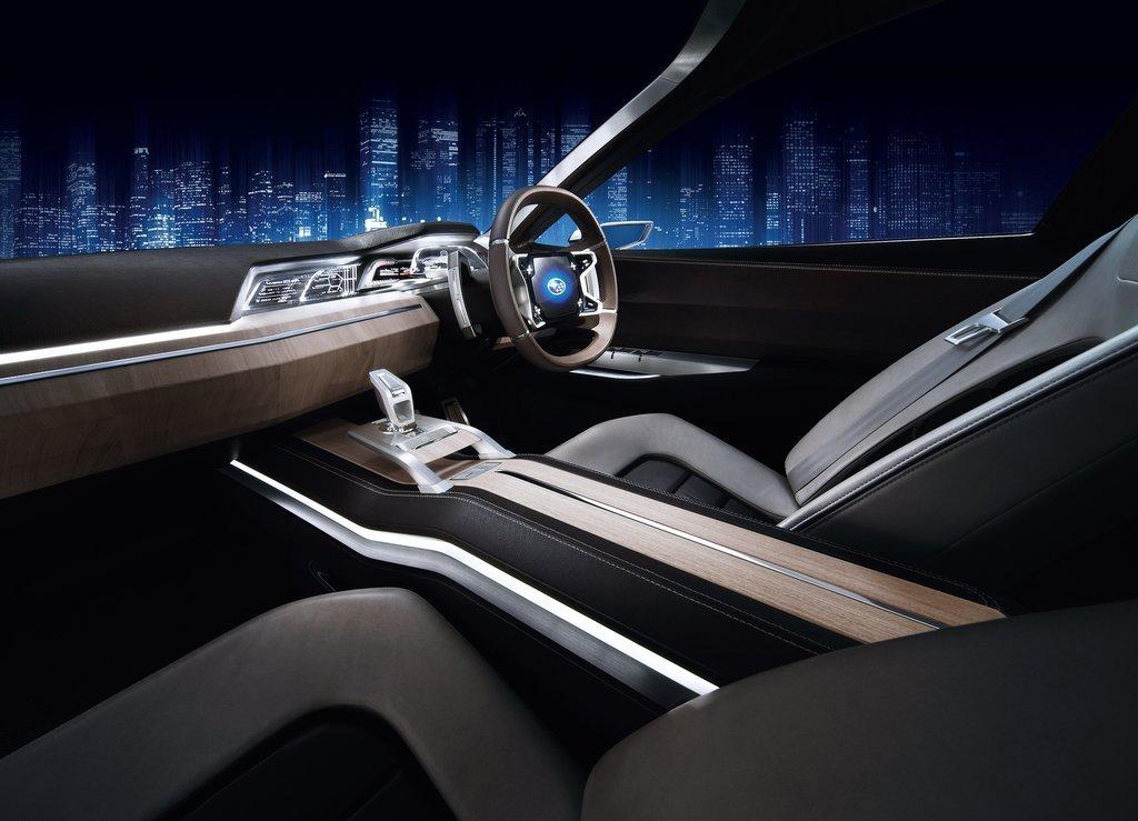 2011 Subaru Advanced Tourer Interior (View 1 of 6)