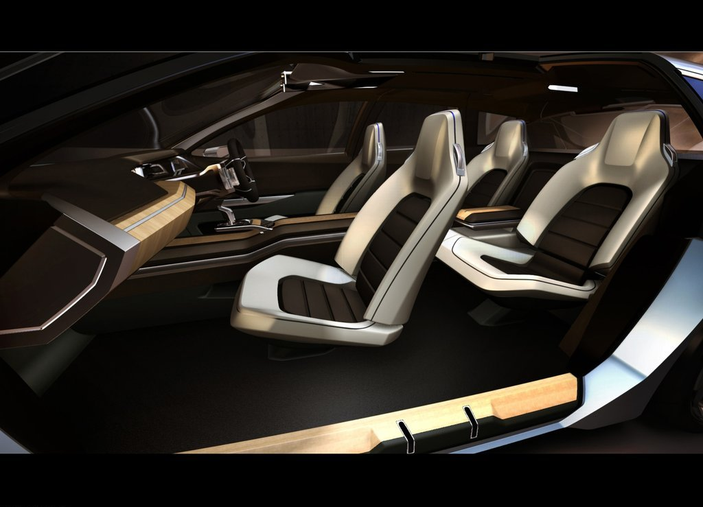 2011 Subaru Advanced Tourer Seat (View 5 of 6)