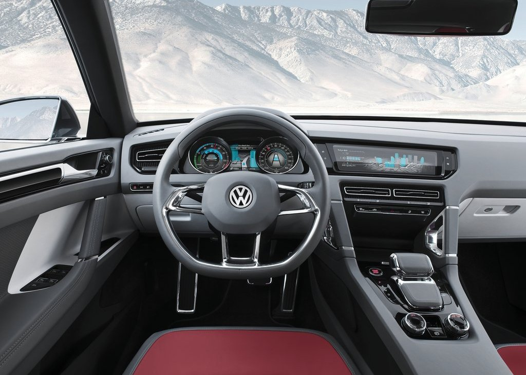 2011 Volkswagen Cross Coupe Interior (Photo 4 of 9)