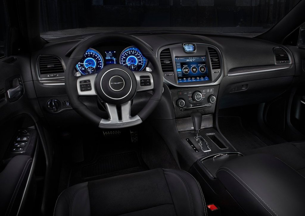 2012 Chrysler 300 SRT8 Interior (Photo 6 of 9)