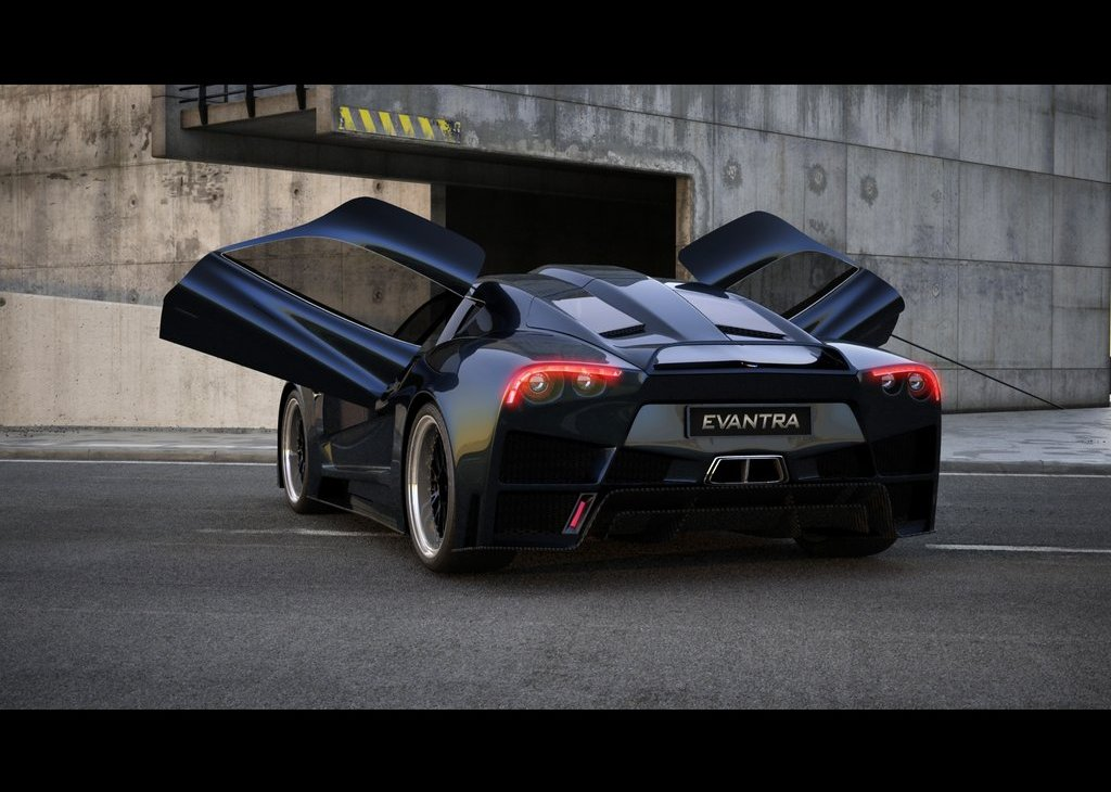 2012 FM Auto Evantra Rear Angle (View 5 of 6)