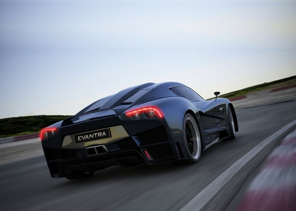 2012 FM Auto Evantra Rear (View 3 of 6)