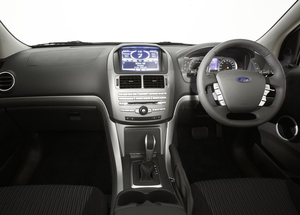 2012 Ford Territory Interior (View 3 of 9)