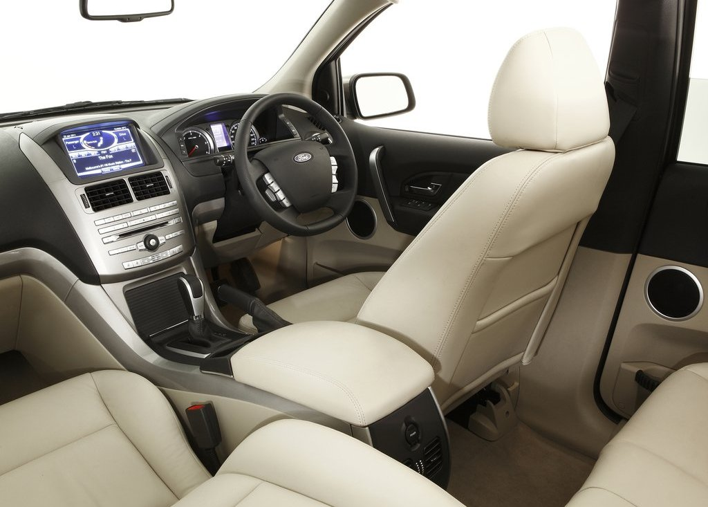 2012 Ford Territory Seat (Photo 7 of 9)