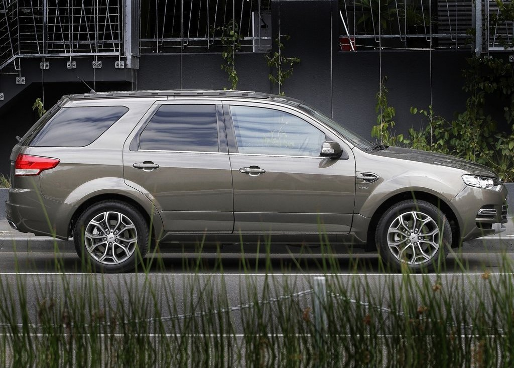 2012 Ford Territory Side (Photo 8 of 9)