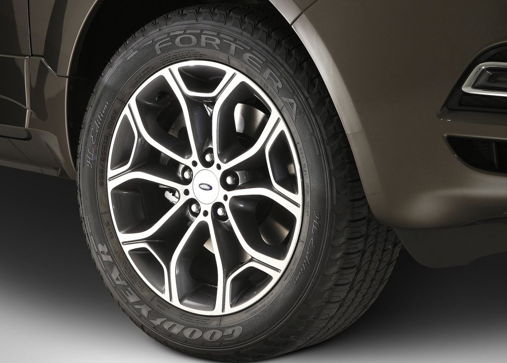 2012 Ford Territory Wheel (Photo 9 of 9)