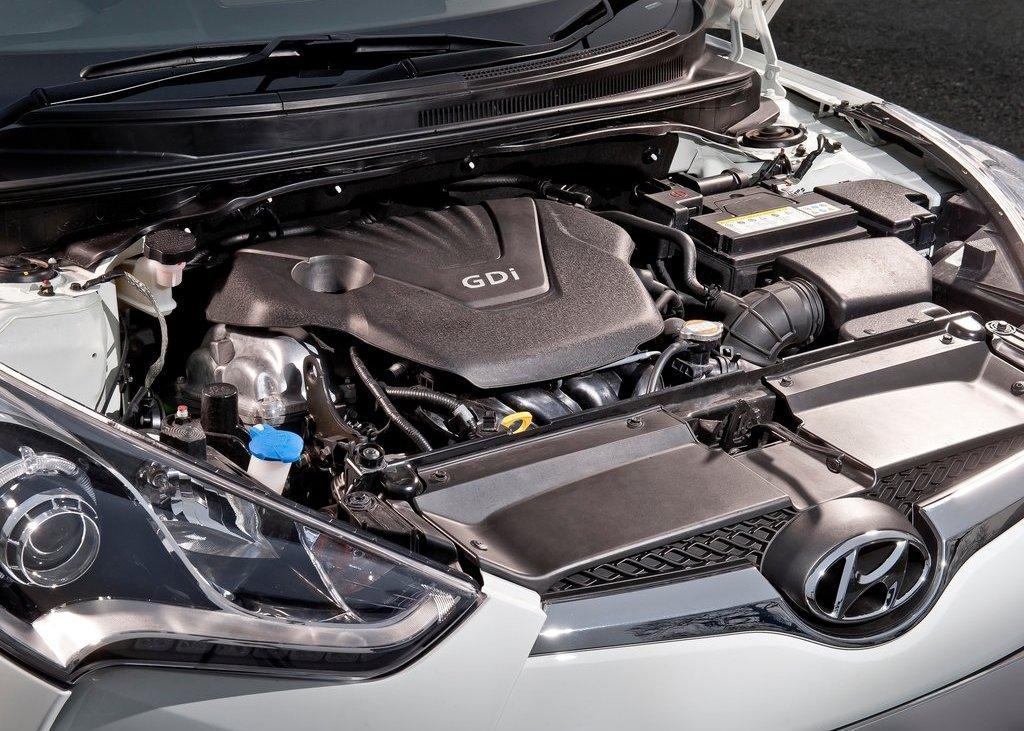 2012 Hyundai Veloster Engine (Photo 3 of 13)